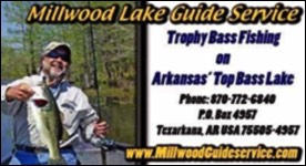Jj 39 s magic for Millwood lake fishing report